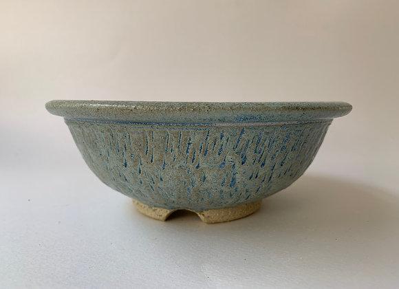 Round #99, 18 x 6.5cm (by Sue McFarland)