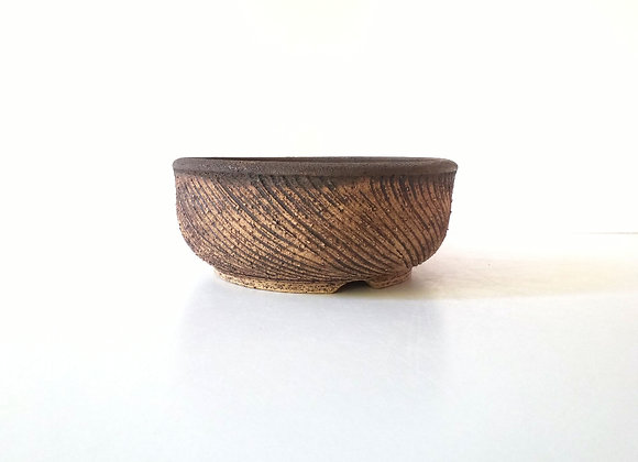 Round Container #24, 18.5 x 7.5cm (by Tracey Francis)