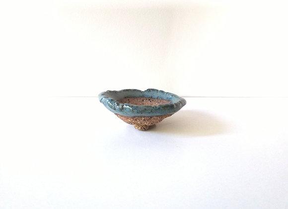 Mame/Kusamono #29,  8 x 4cm (by Winter Ceramics)