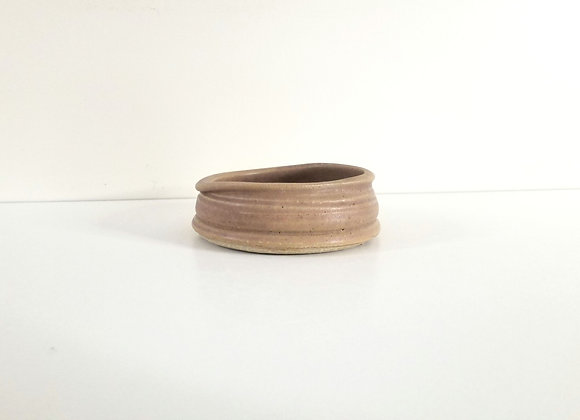 Round Container #245,  11 x 4cm (by Sue McFarland)