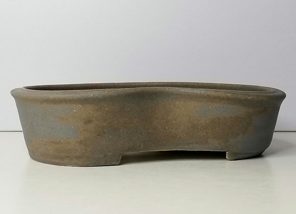 Freeform container #359, 24 x 16 x 6cm (by Sue McFarland)