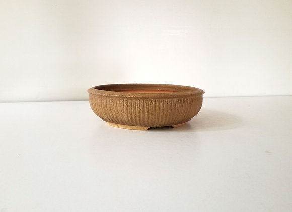 Round Container #39, 17 x 5cm (by Tracey Francis)