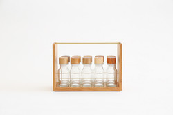 SPICE Rack & Bottle