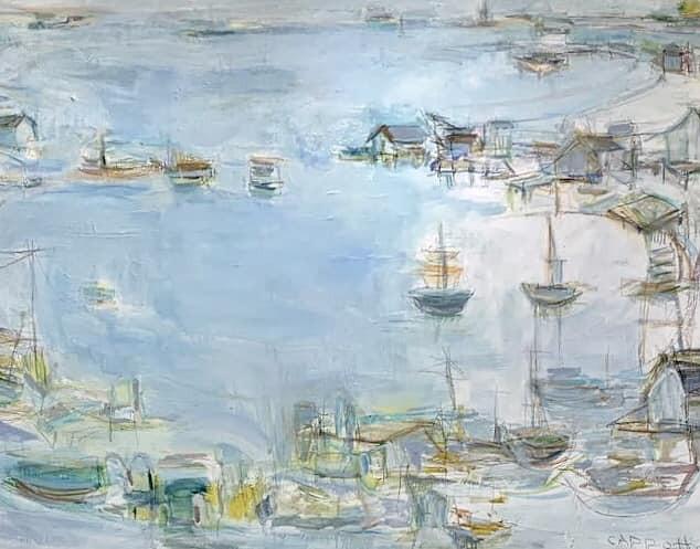 summer harbor