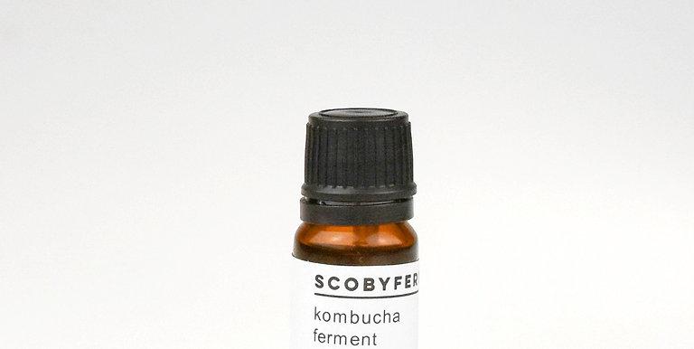 INCI:  Saccharomyces/Xylinum/Black Tea Ferment 0.5L