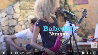 NUNGAN- Babydoll