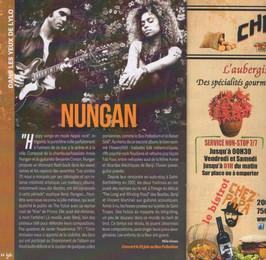 Nungan dans Lylo :-)
