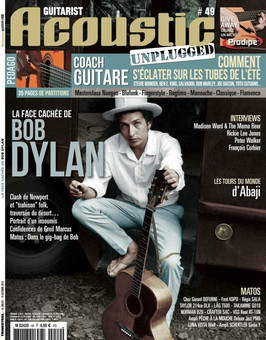 Guitarist Acoustic + DVD Master Class