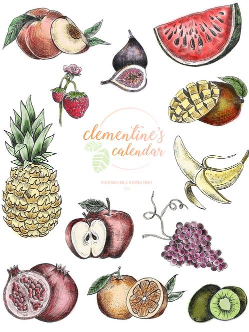 Clementine's Calendars