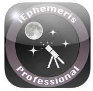 Обзор программы iEphemeris Pro