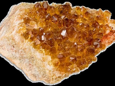 Камни Солнца. Цитрин