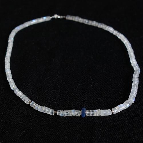 лунный камень серебро