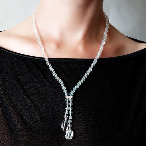Ожерелье топаз