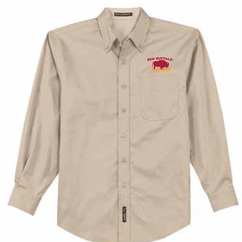 Red Buffalo Land Stewardship Long-Sleeve Shirt