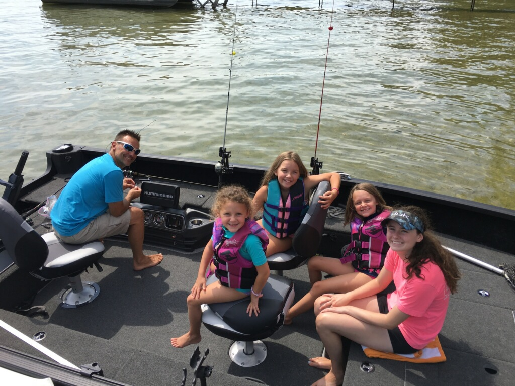 Future Fisherwomen!