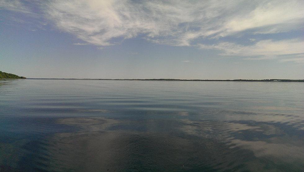 Calm Waters At A Michigan Inland Lake | Fish Moxie