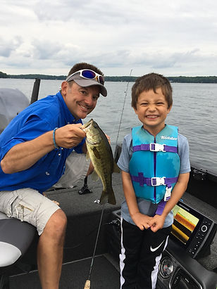 Father And Son Fishing Trip   Fish Moxie