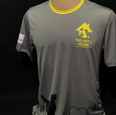 Camisa Dryfit - GOLA REDONDA