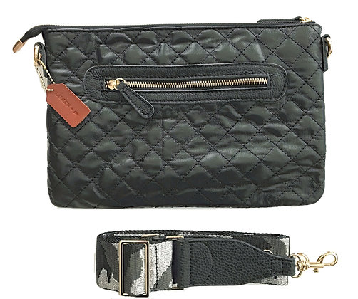The Quilted Crossbody