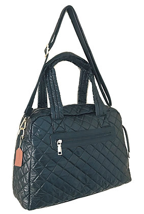 The Quilted Satchel