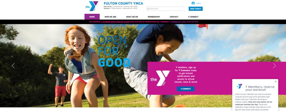 Fulton County YMCA