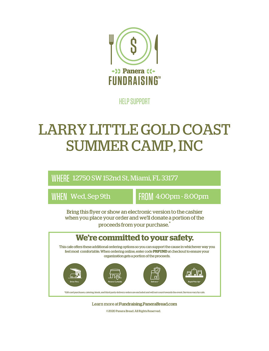 Larry Little Gold Coast Summer  Camp, In