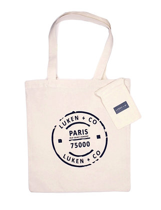 The Foldable Tote [Paris Edition]