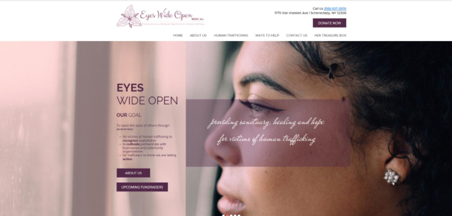 Eyes Wide Open NENY