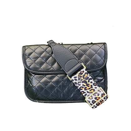 The Quilted Belt Bag