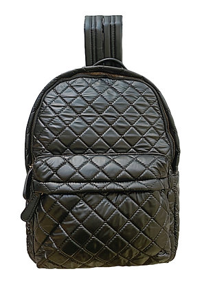 The Quilted Backpack