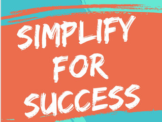 Simplify For Success