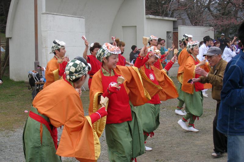 20100411_柴田桜祭り&よさこい-010
