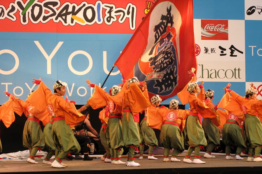 20081011-12_みちのくよさこい005