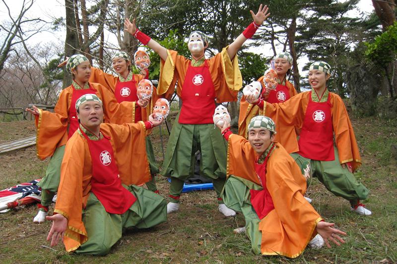 20100411_柴田桜祭り&よさこい-007