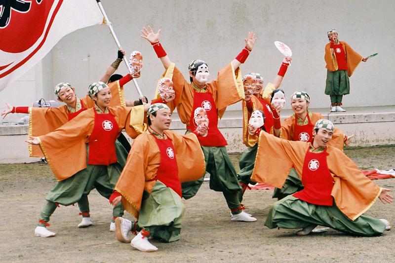20100411_柴田桜祭り&よさこい-001