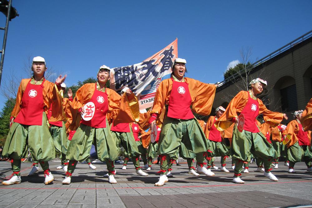 20081011-12_みちのくよさこい020