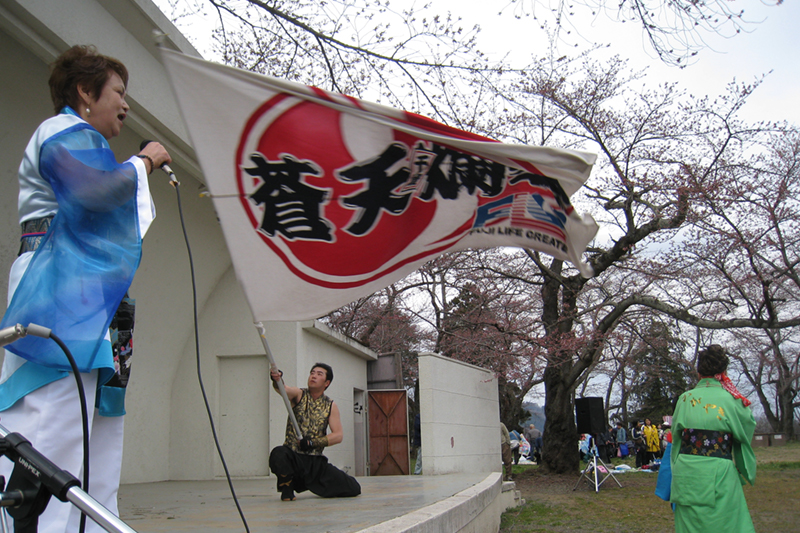 20100411_柴田桜祭り&よさこい-006