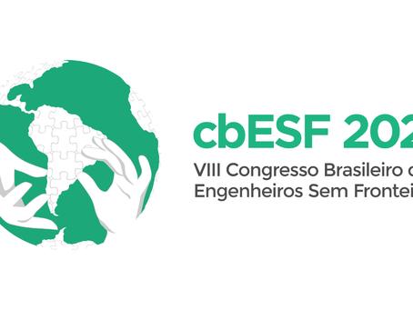 VIII Congresso Brasileiro dos Engenheiros Sem Fronteiras