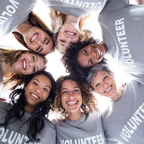 Voluntariado: felicidade e propósito