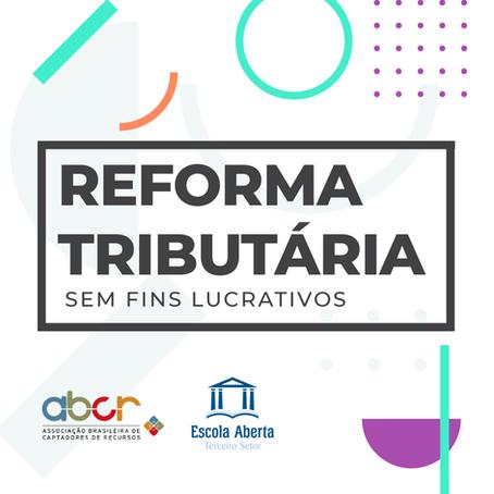 Está disponível o primeiro caderno de debate sobre Reforma Tributária