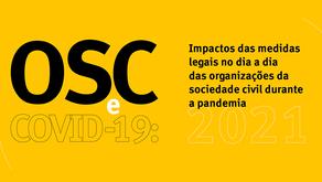 Os impactos legais nas OSCs provocados pela pandemia