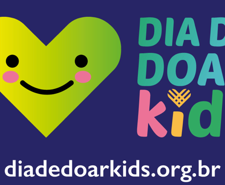 Escolas do Brasil podem se inscrever no prêmio Dia de Doar Kids 2020 Escolas