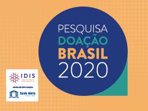A pandemia e o comportamento do doador brasileiro