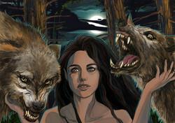 wilcza dziewczyna