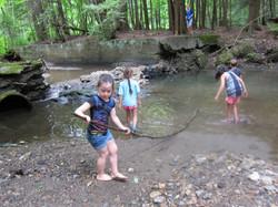 Rearranging Broad Brook