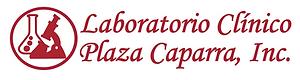 logo Laboratorio Clínico Plaza Caparra