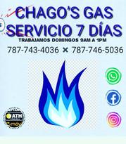 Chago's Gas
