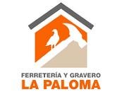 logo Ferretería y Gravero la Paloma