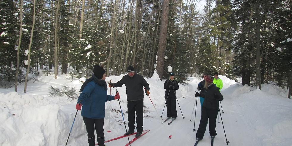 2nd Annual Ski, Snowshoe, Sauna, Sip and Soup (Iron Range)
