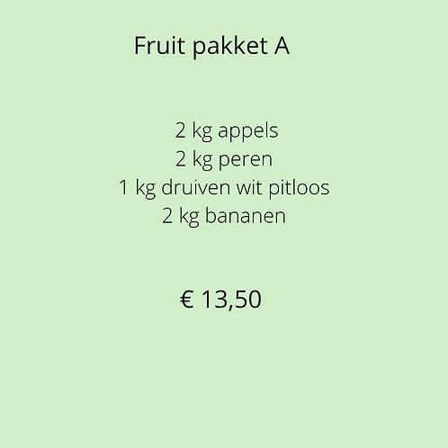 Fruitpakket A